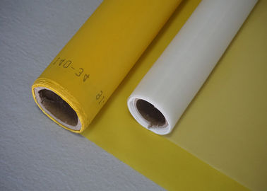 China Color amarillo blanco de alta calidad el 100% JPP 6 de China del rollo de nylon de la malla fábrica